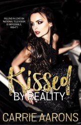 Kissed by Reality Ebook Cover